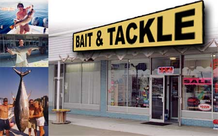 Crossroads Bait and Tackle - Sailsbury MA