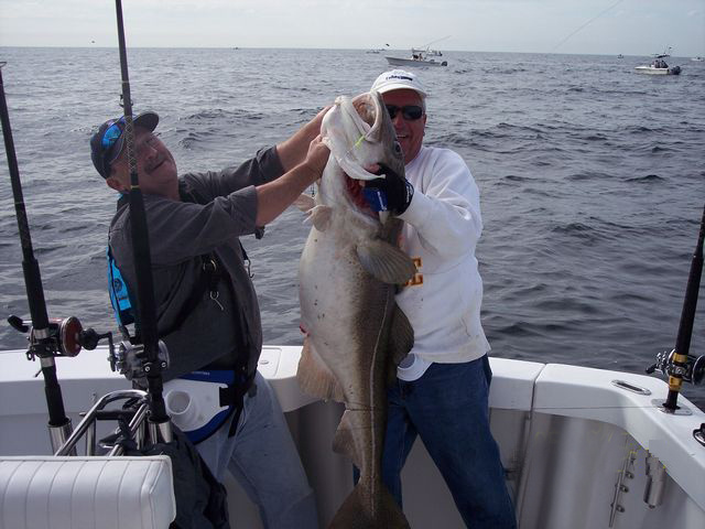Crossroads Bait and Tackle Fish Report